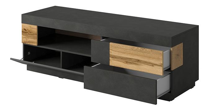 interieur meuble télévision