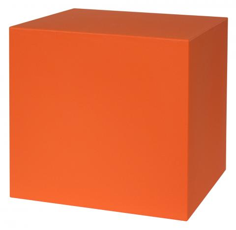 Table kube Orange