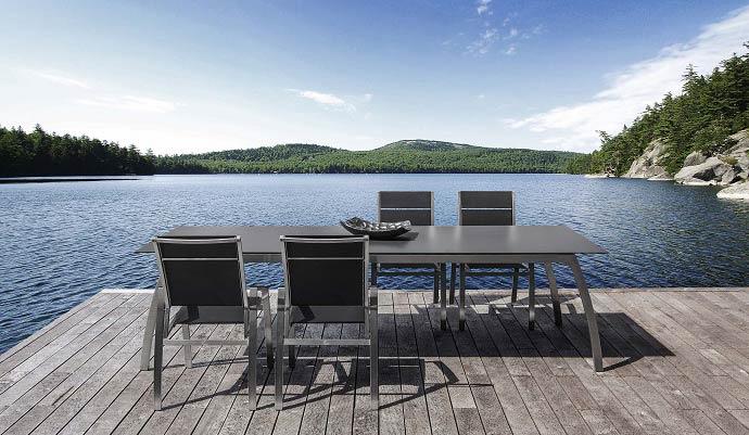 Table Fornix F1 céramique 220 cm